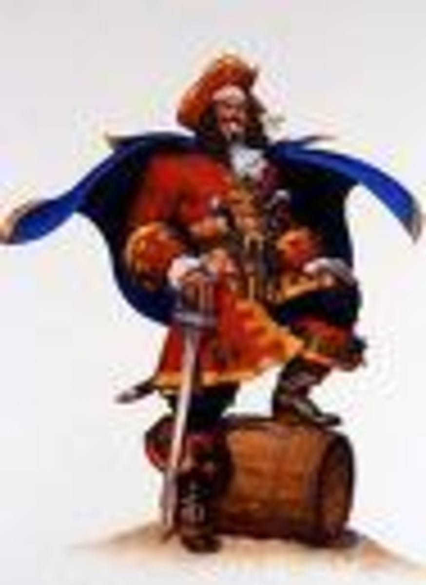 Captain Morgans Parade