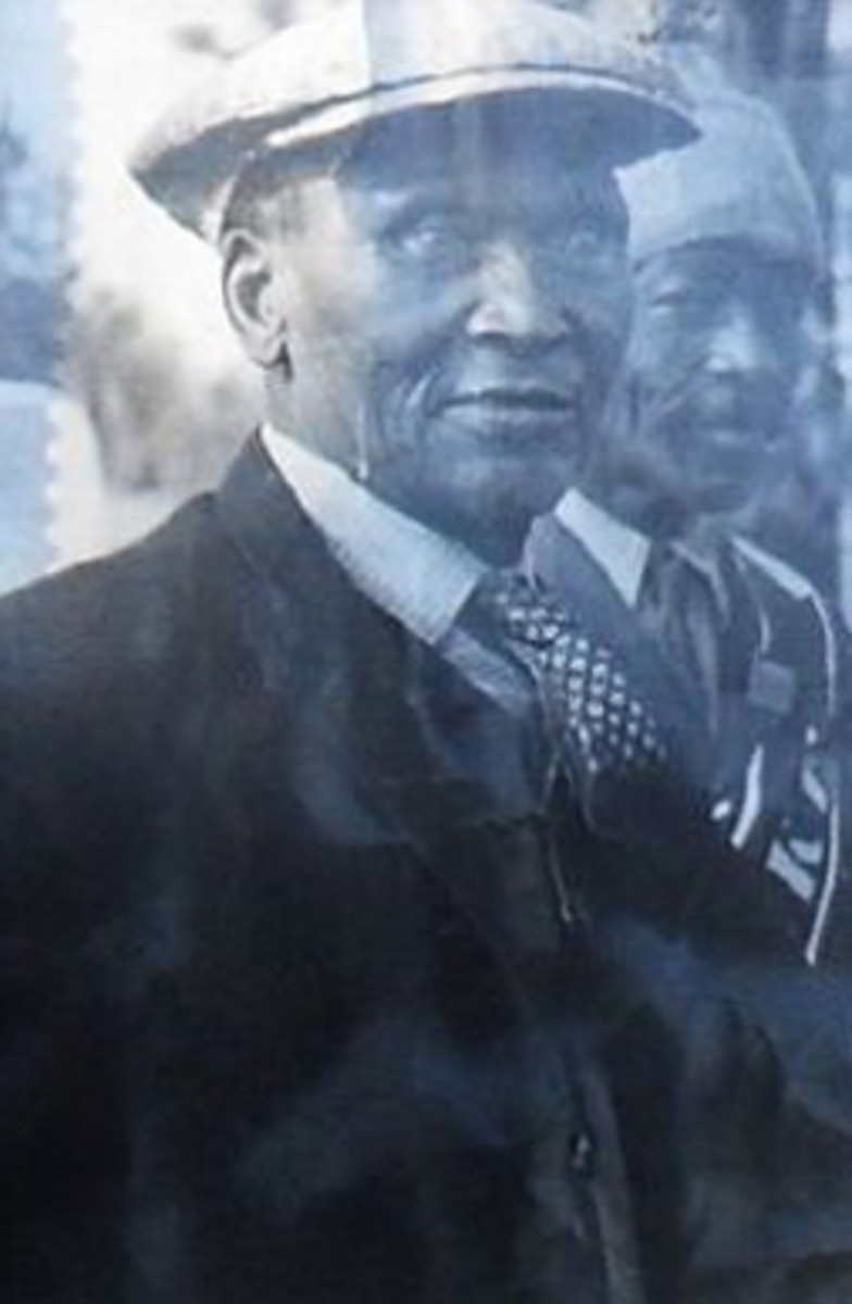 """James Sofasonke Mpanza led 20,000 people to Occupy vacant council land due to overcrowding in Orlando East and West-long before there was """"Occupy Anything... This led to the formation of Soweto. He is Known as the The Father Of Soweto.."""