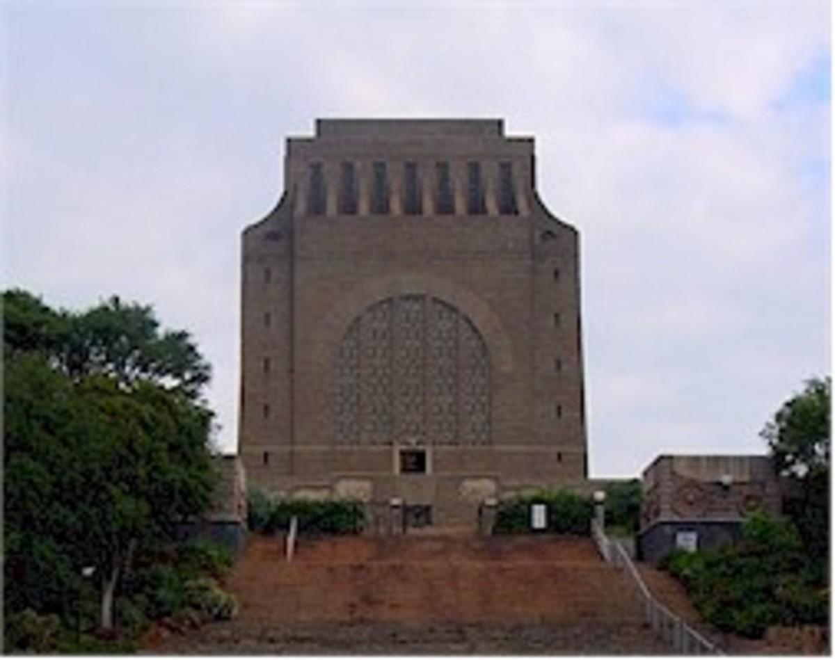 Vooertrekker Hoogte Boer/Afrikaner Museum commemorating the Great Trek, in Pretoria