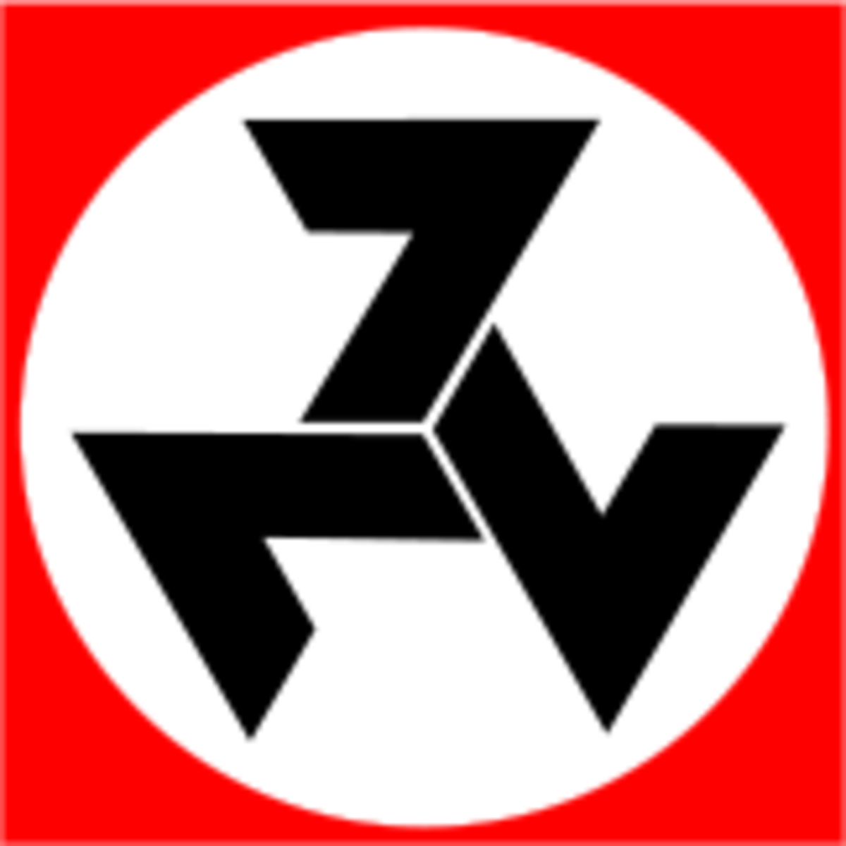 South African AWB Nazi Sign