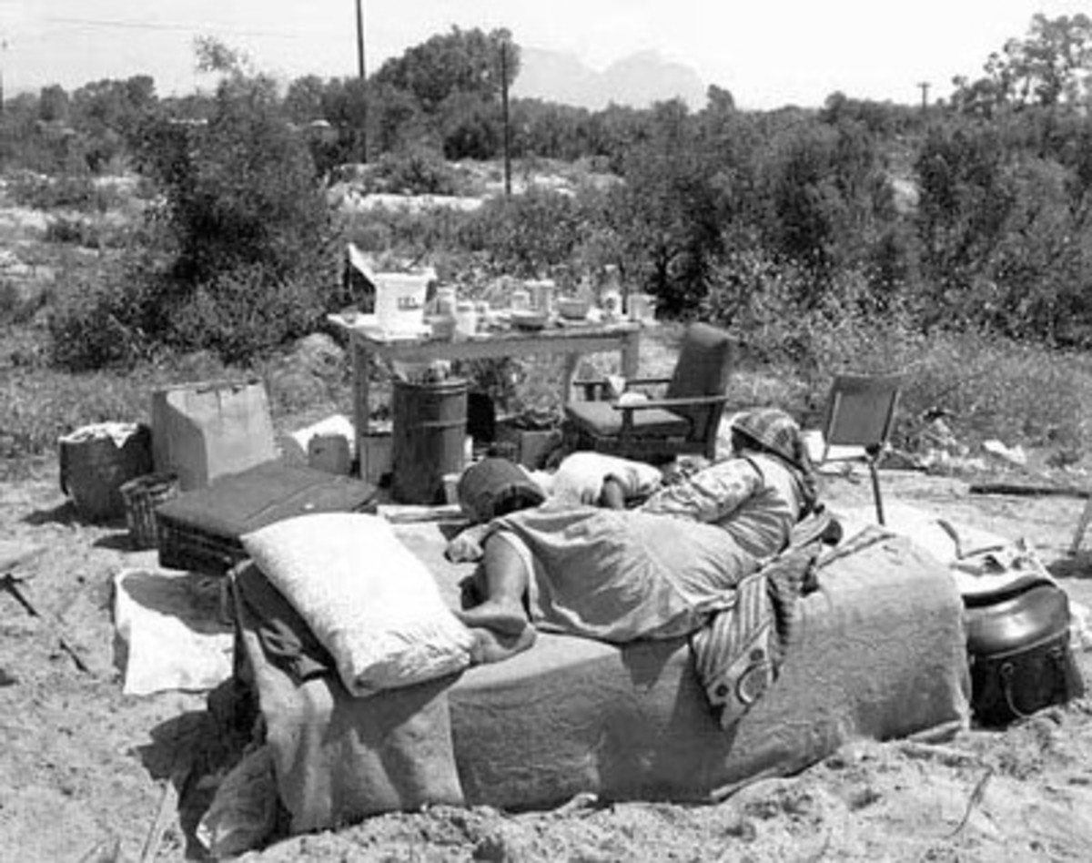 Forced Removals in Apartheid South Africa