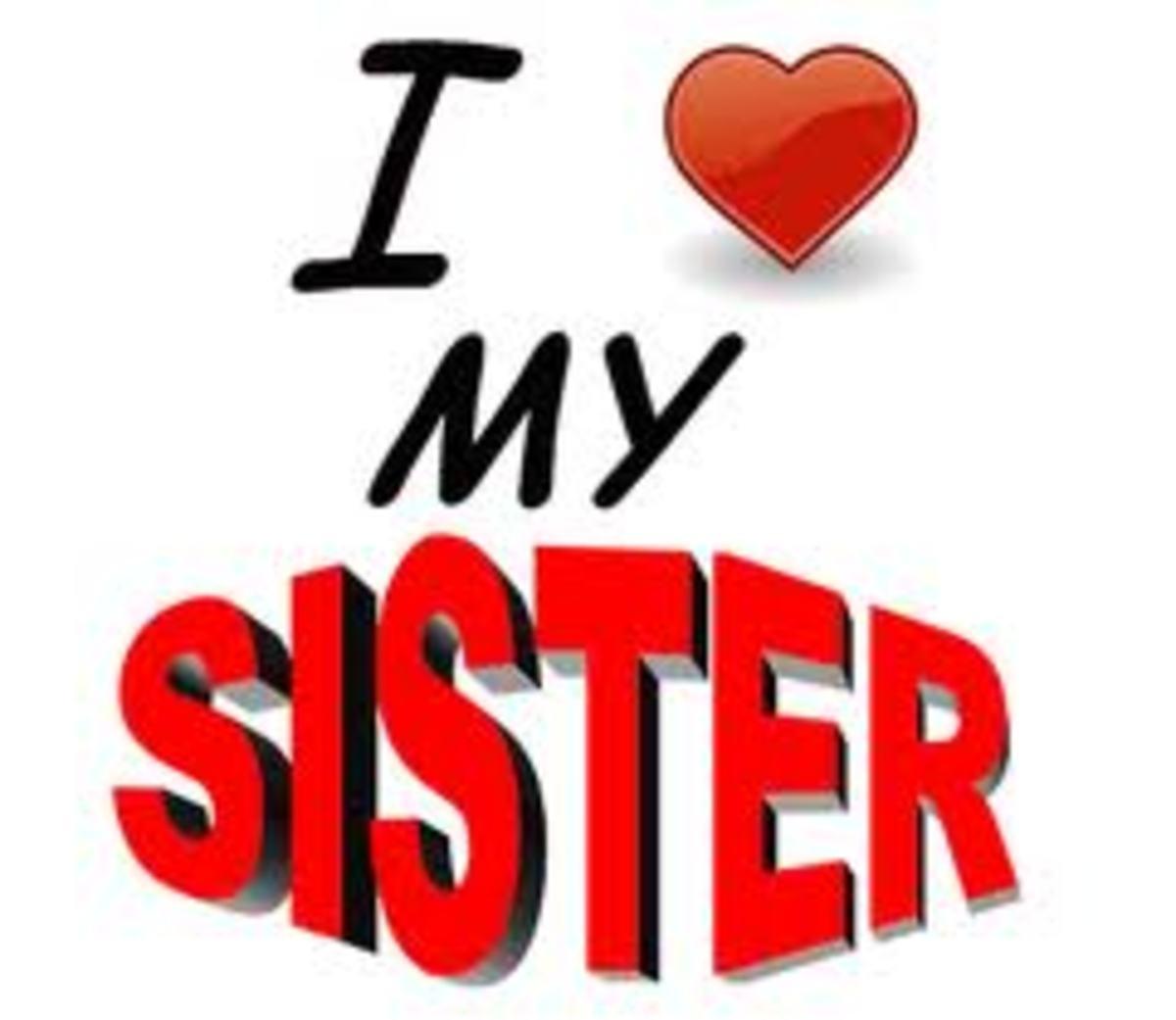 My Precious Sister