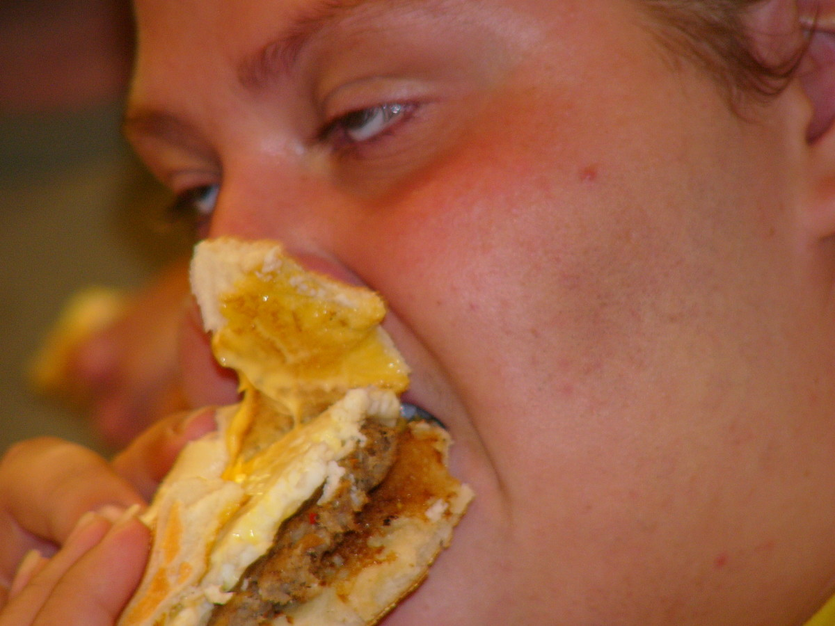 How to Gain Weight Easily: A Funny List of Ways to Get Fat