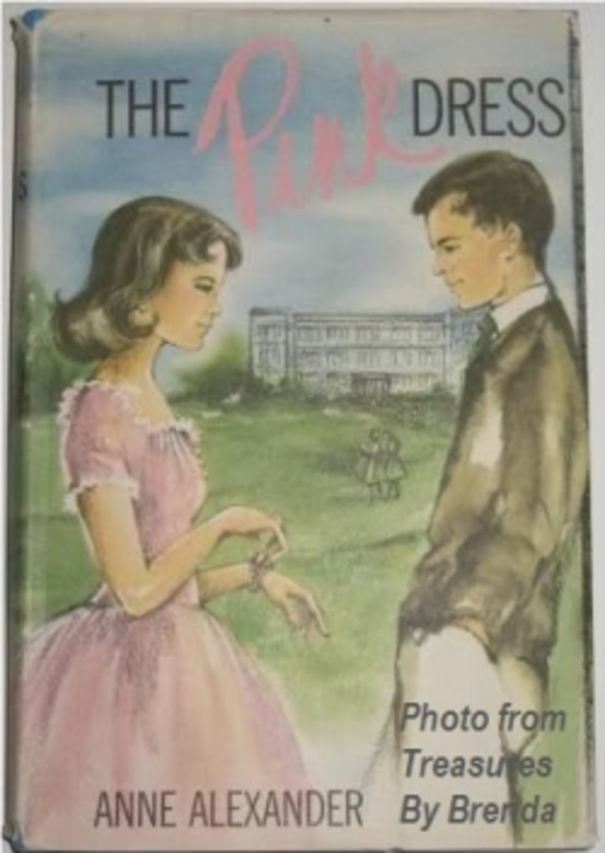 The Pink Dress by Anne Alexander