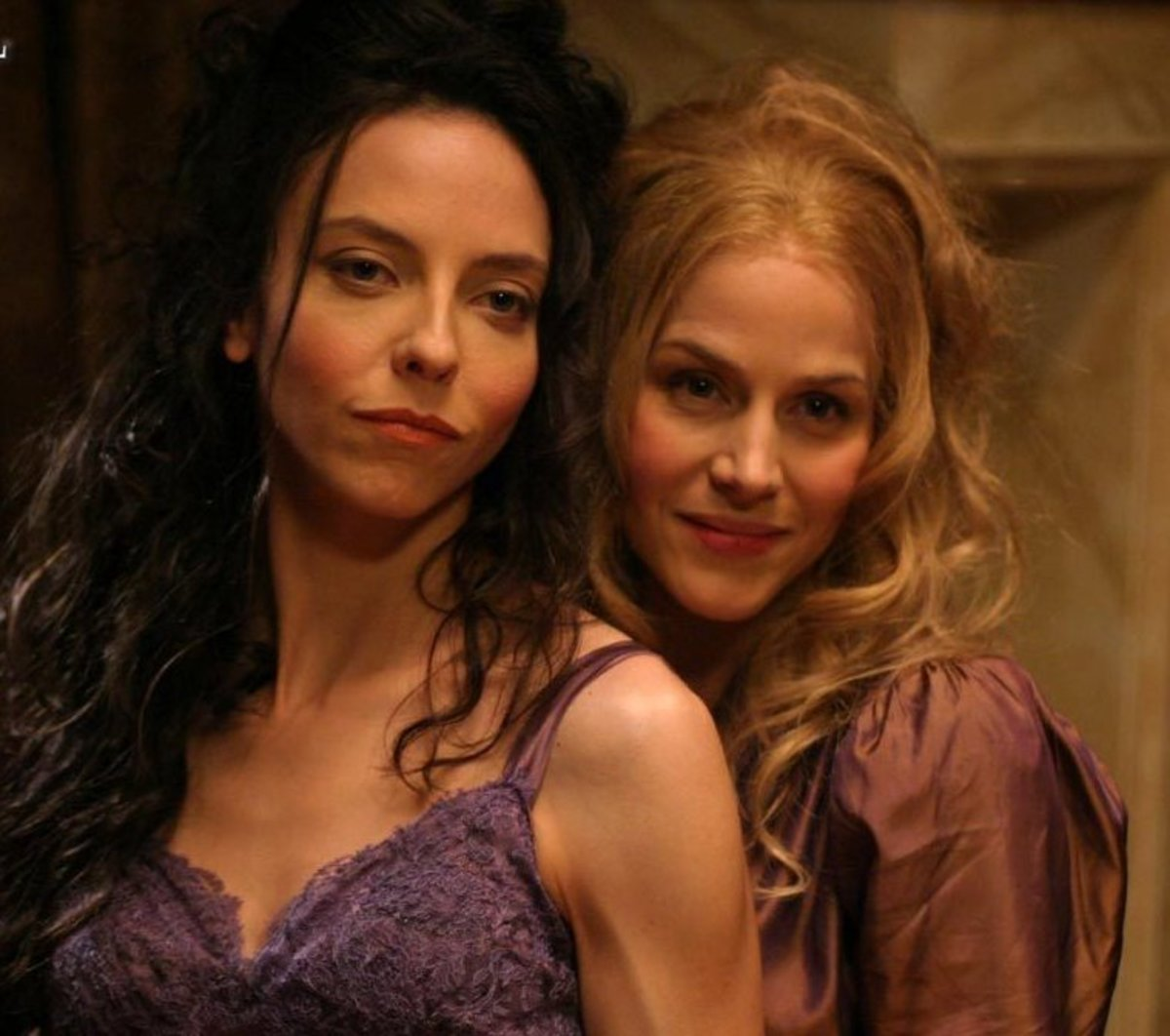 Darla and Drusilla