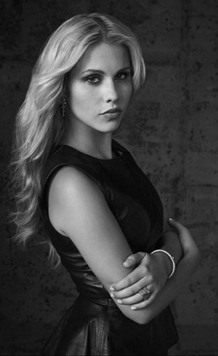 Rebekah Mikaelson - Claire Holt