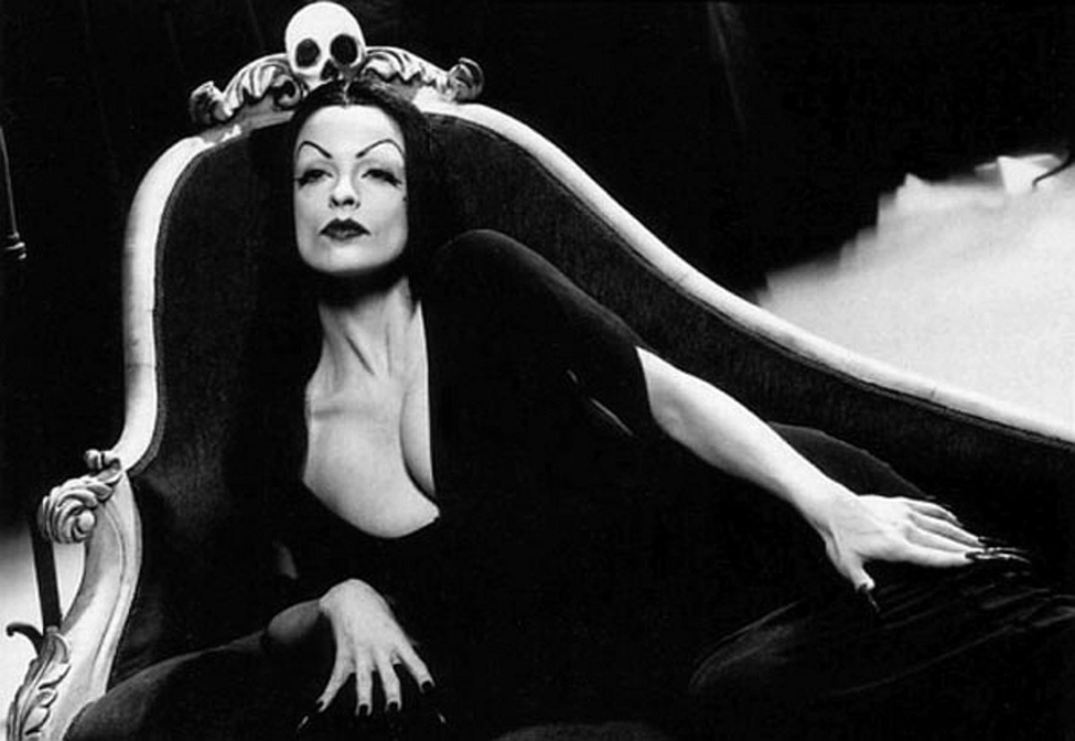 Famous Gothic and Vampire Women From TV and Movies
