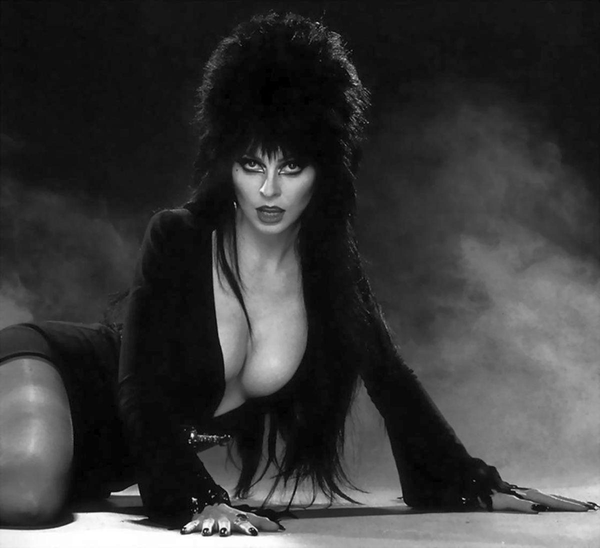 Elvira, Mistress of the Dark (Cassandra Peterson)