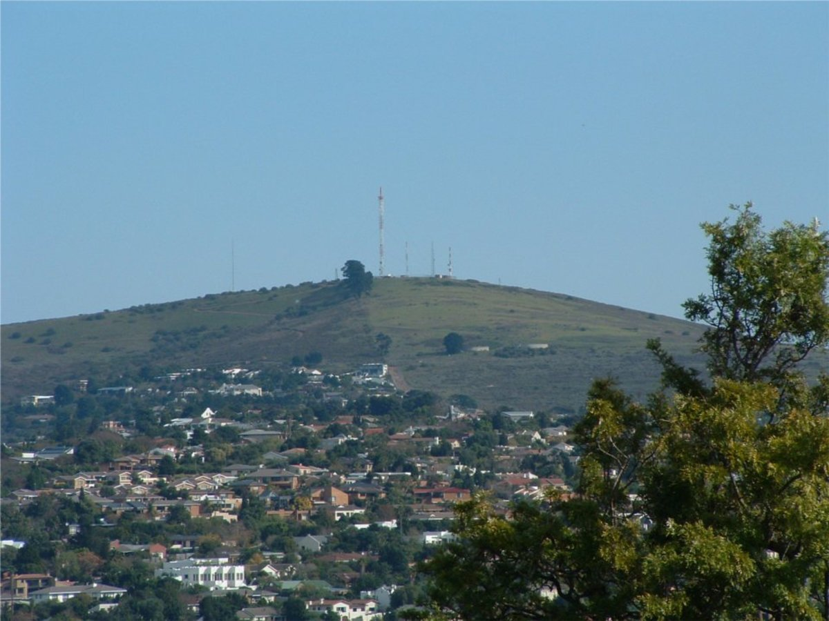 Another hill.