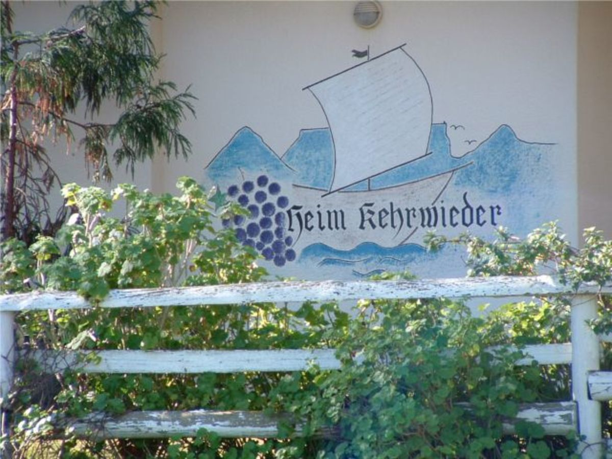 Heim Kehrweider guest house.