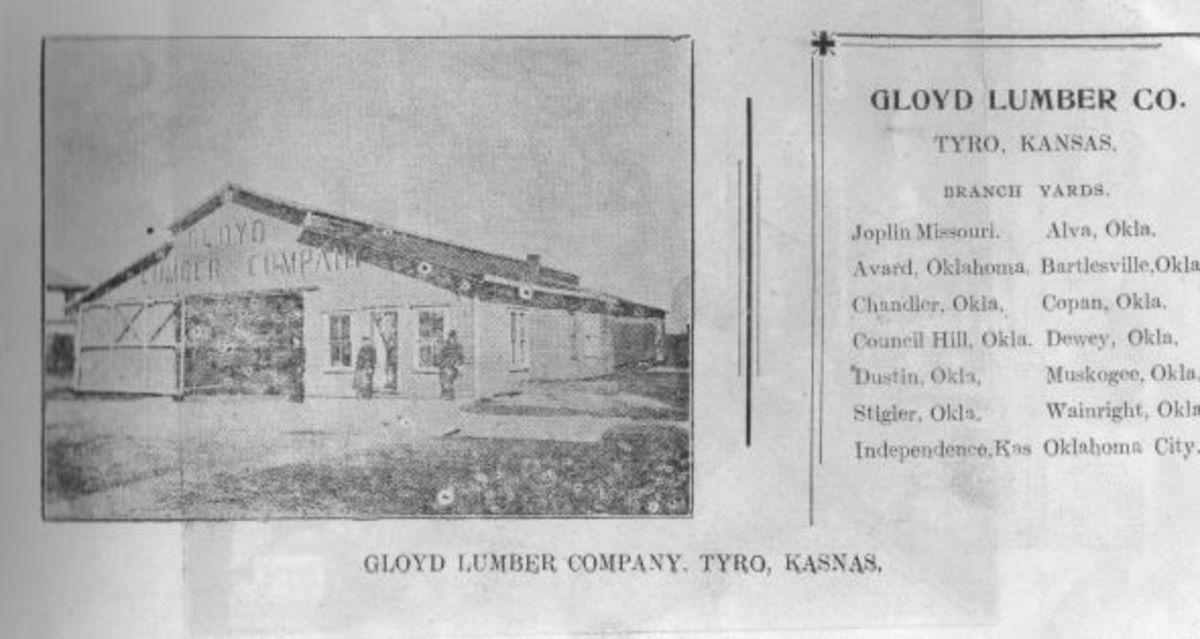 Gloyd Lumber Company