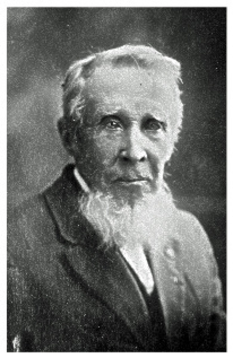 Abraham Bates Tower, served in the Civil War.