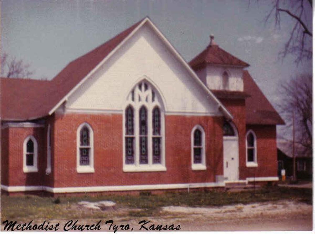 Tyro Methodist Church