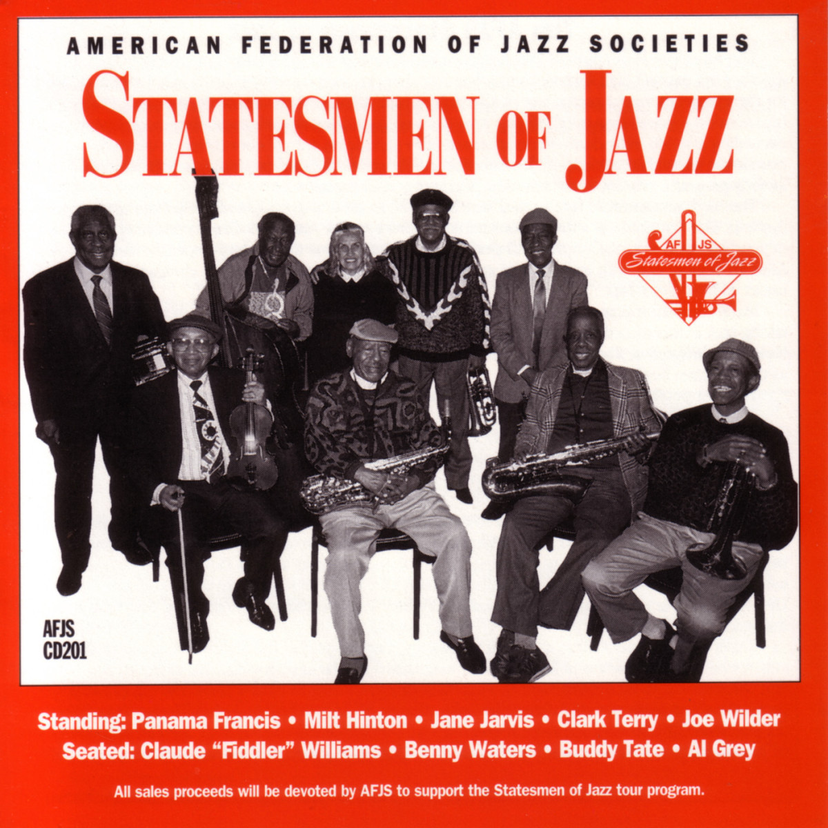 Al Grey and the Statesmen Of Jazz