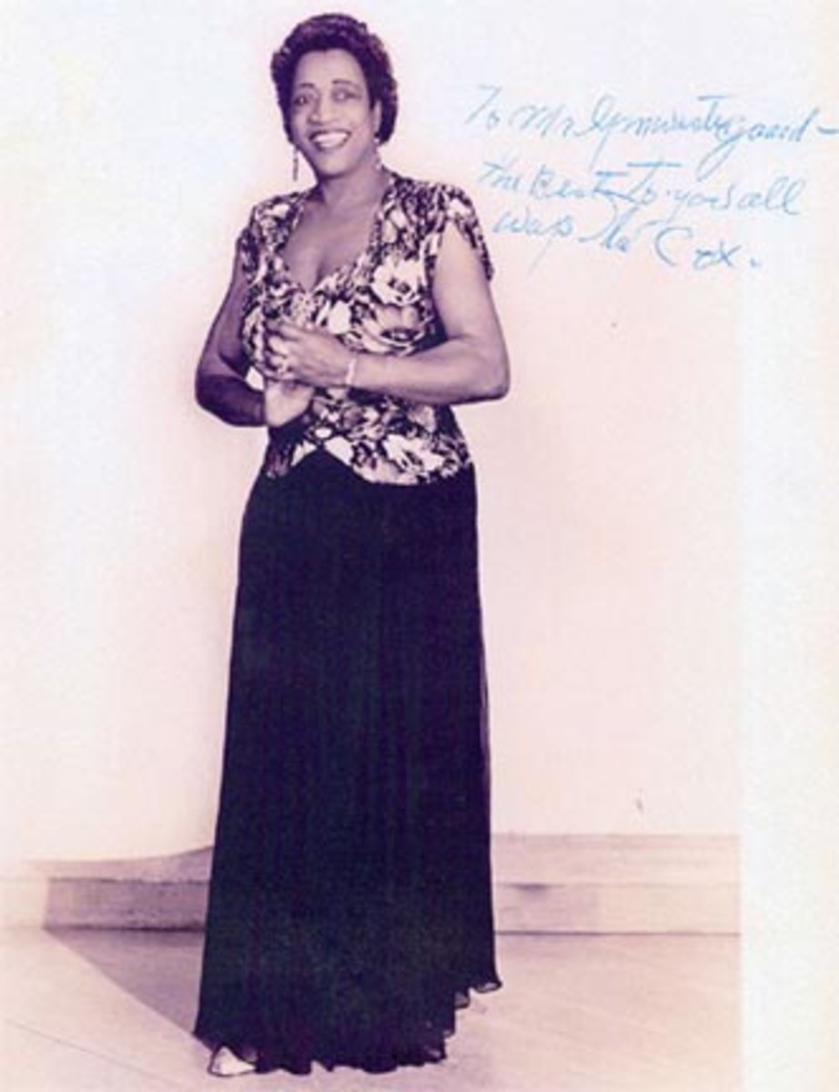 Ida Cox, The Uncrowned Queen of the Blues