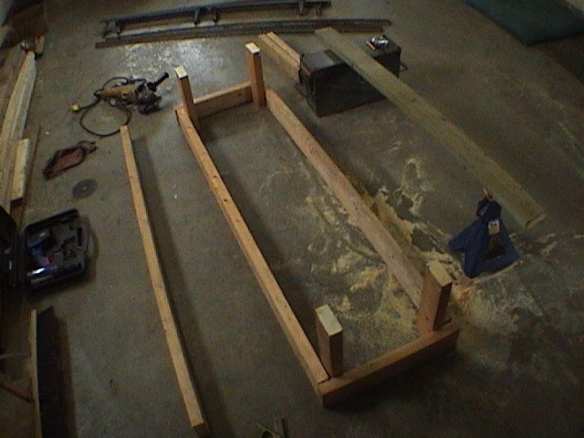 how to build a skate box in 2 hours