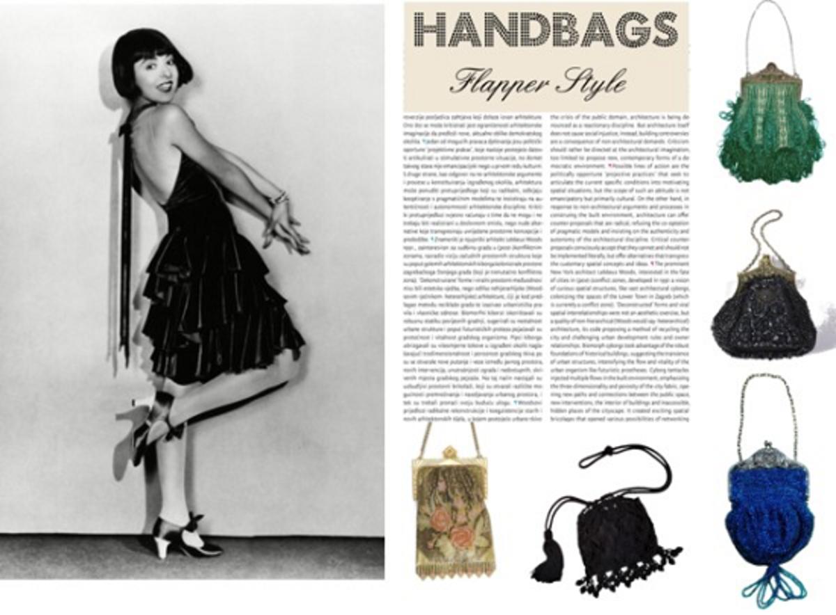1920s Ladies Handbags