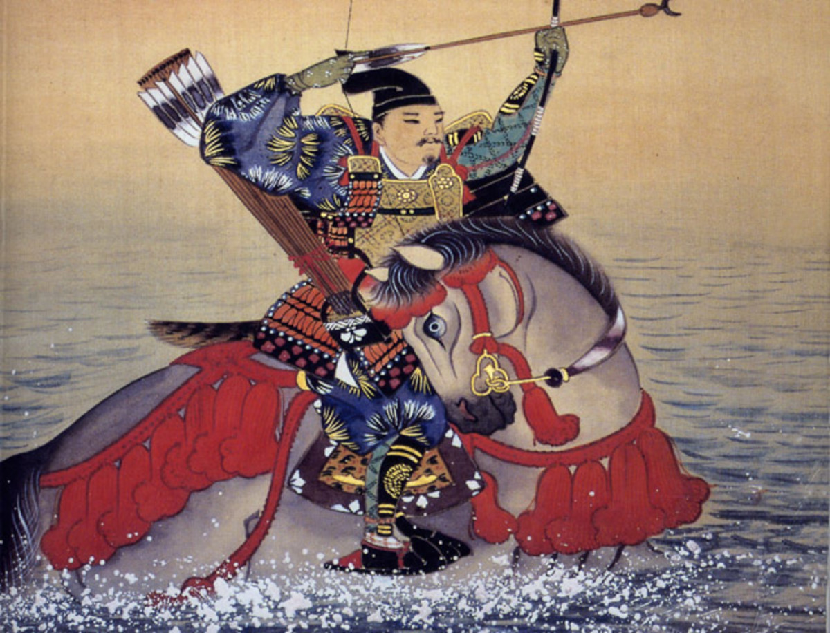 Japan - Top Ten Historical Figures