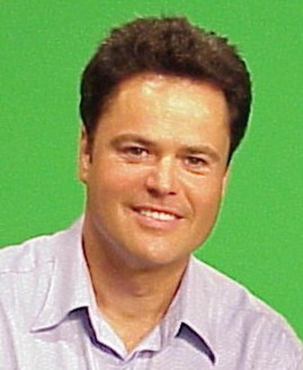 Donny Osmond (Photo credit: Wikimedia Commons)