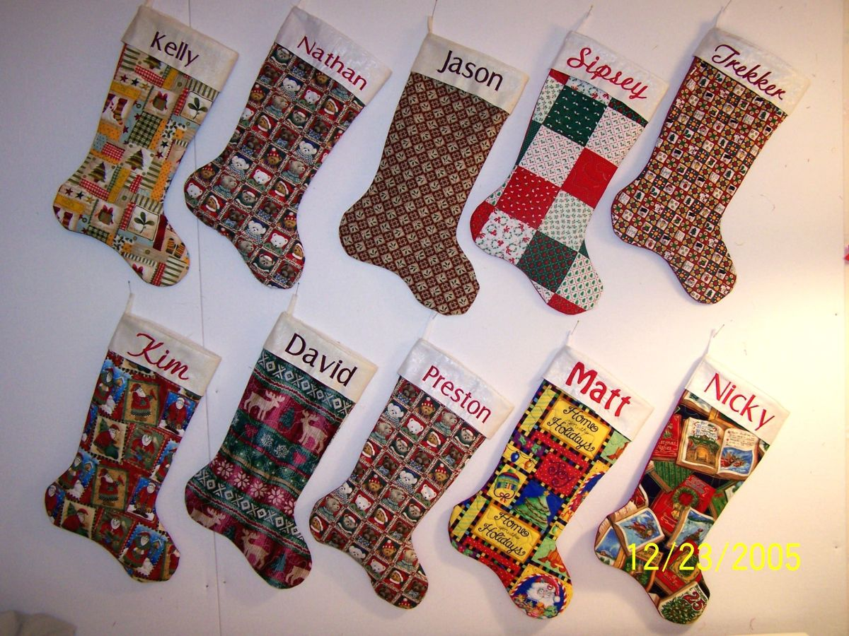 quiltedchristmasstockings