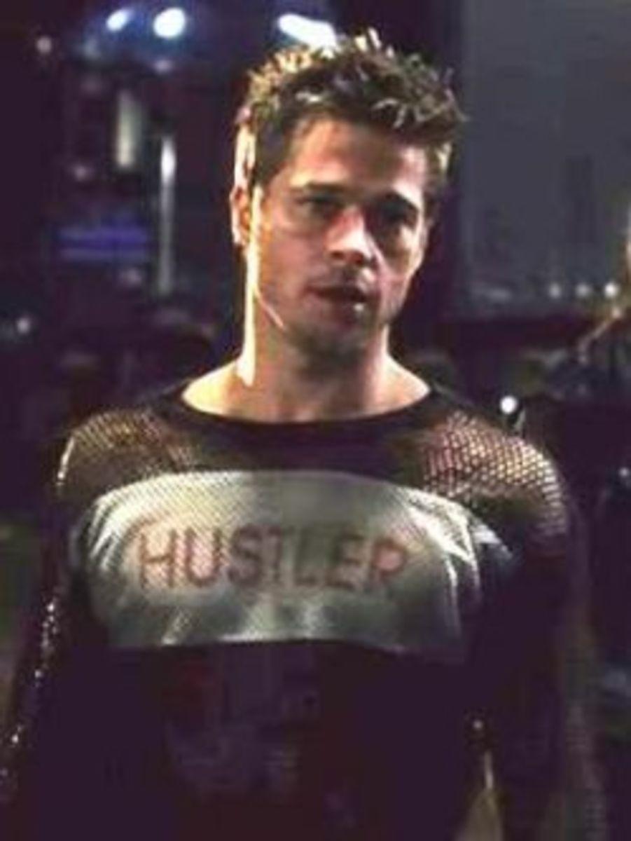 Tyler Durden Hustler Shirt