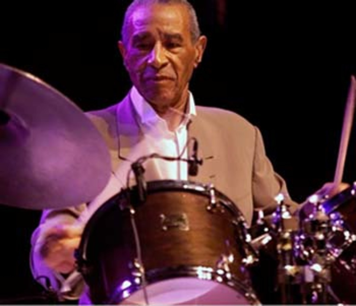 Max Roach innovated drum playing that instead of keeping time, he made music with the drum
