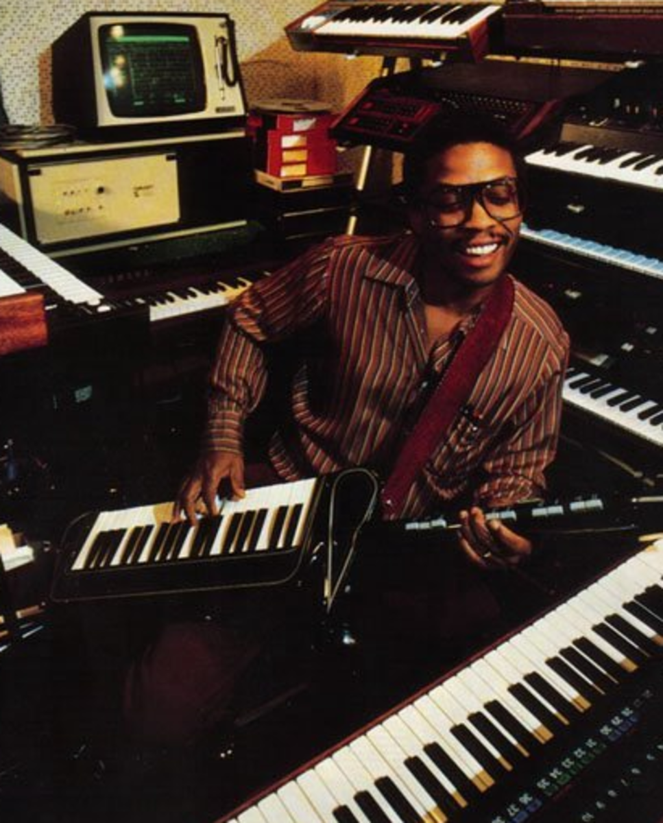 Herbie Hancock was the first jazz artist to embrace electronic musical instruments fully-  and he has played music in the following genres: Jazz, post bop, Modal Jazz, Jazz Standards, Jazz Fusion, Hard Bop, Jazz-Funk, funk. R&B, Acid Jazz and Electro