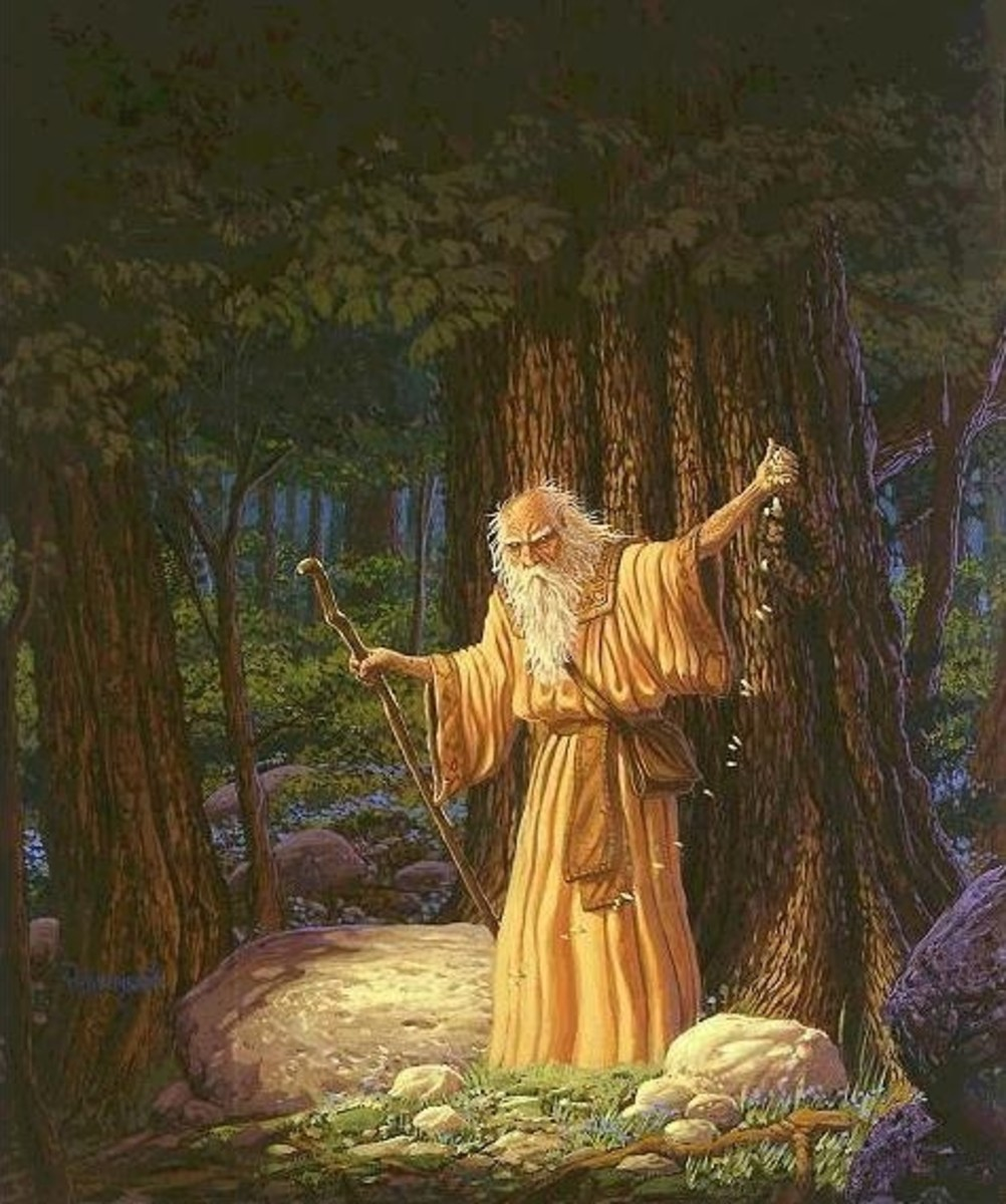 Celtic Druids