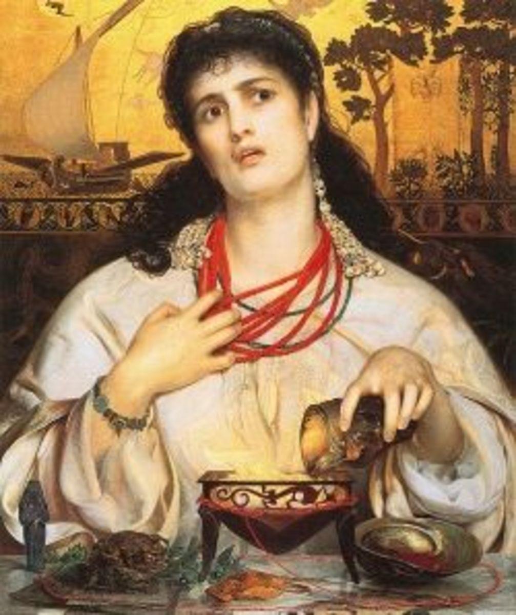 Medea by Sandys