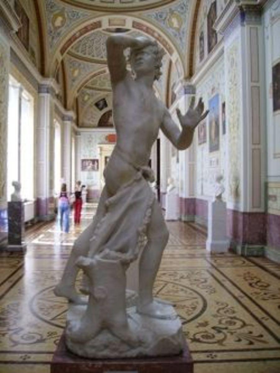 Orpheus by Canova