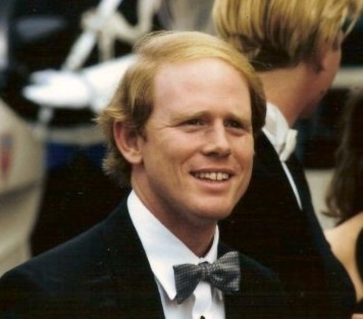 Ron Howard at the Cannes Film Festival in 1990.