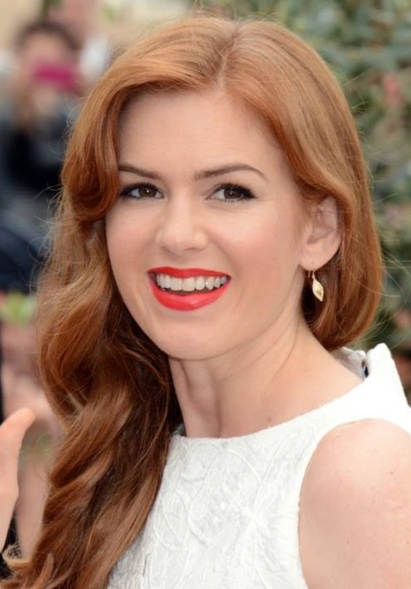 Isla Fisher at the Cannes Film Festival 2013.