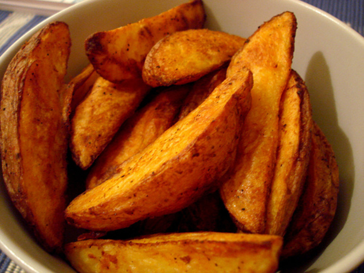 How to Make Crunchy Roasted Potatoes