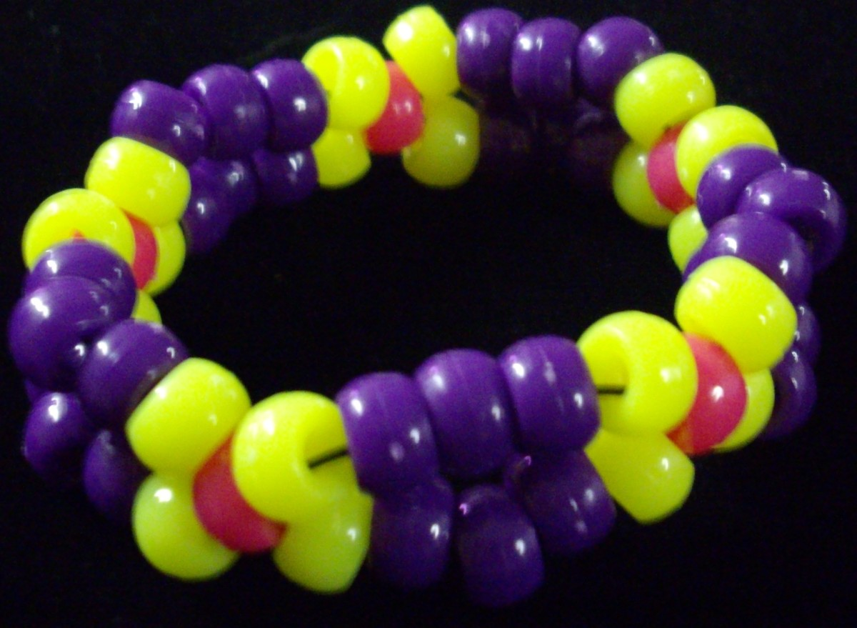 How to Make Rave Kandi Bracelets and Patterns