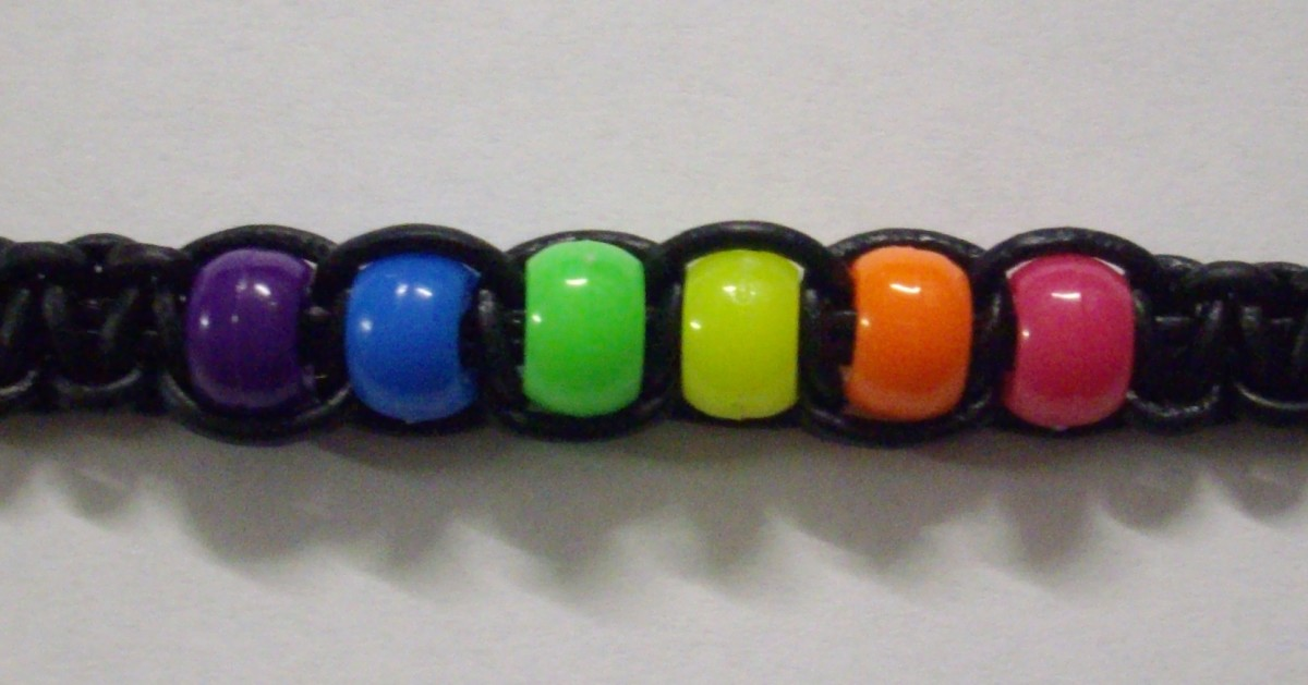 Leather Rainbow Kandy