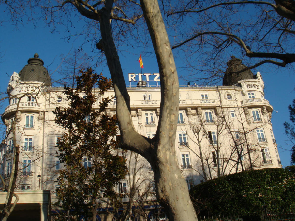 The Ritz, March 2009