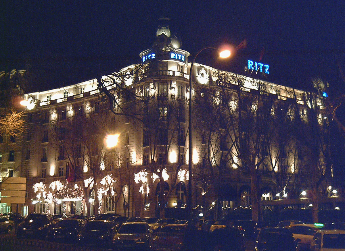 The Ritz, Credit: Wikimedia Commons
