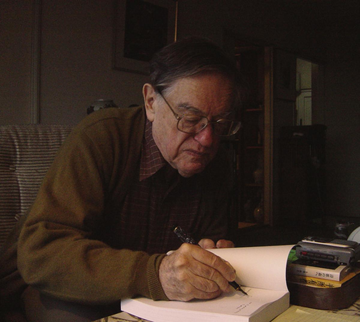 Octavio Paz. Credit aurelioasiain.blogspot.com