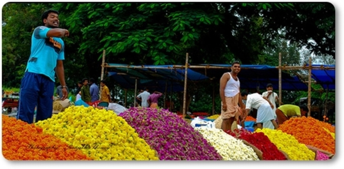 Pookalam Flowers for Sale