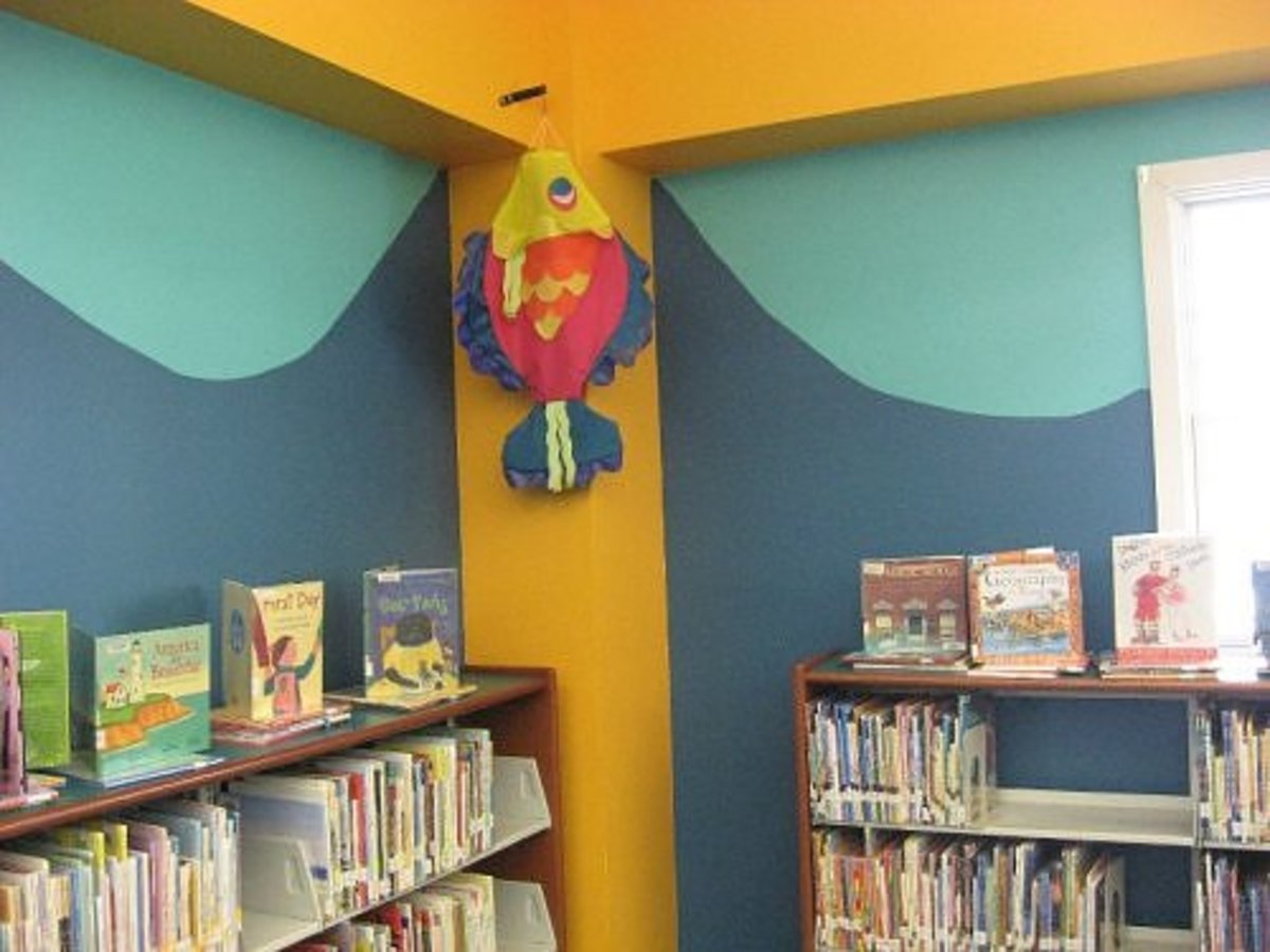 Osceola County Public Library (Poinciana Branch).