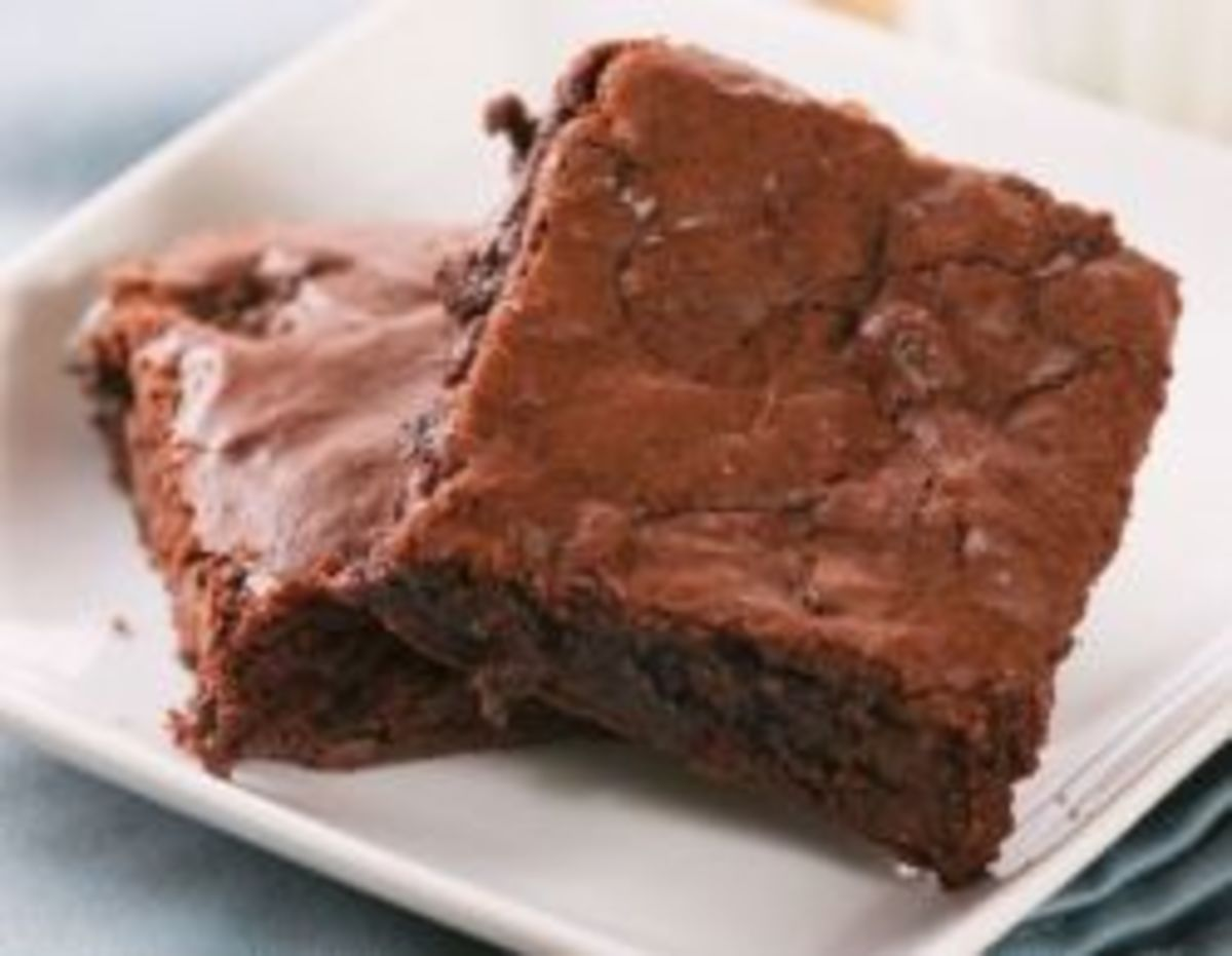 How to make simple brownie recipe