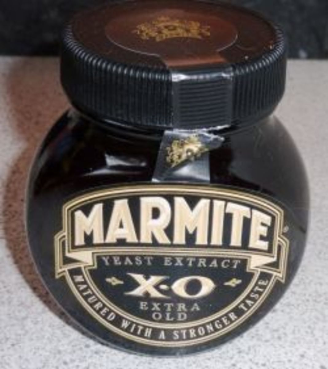 The Ultimate Marmite Sandwich