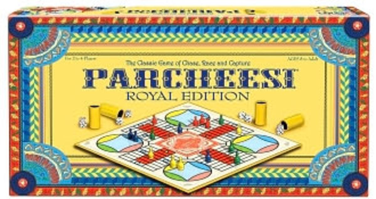 Parcheesi Royal Edition