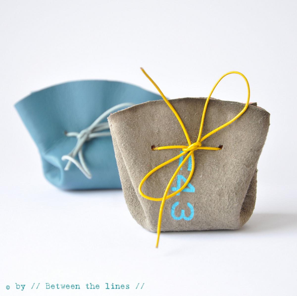 Diy Coin Purse No Sew How to Make Purses | W...