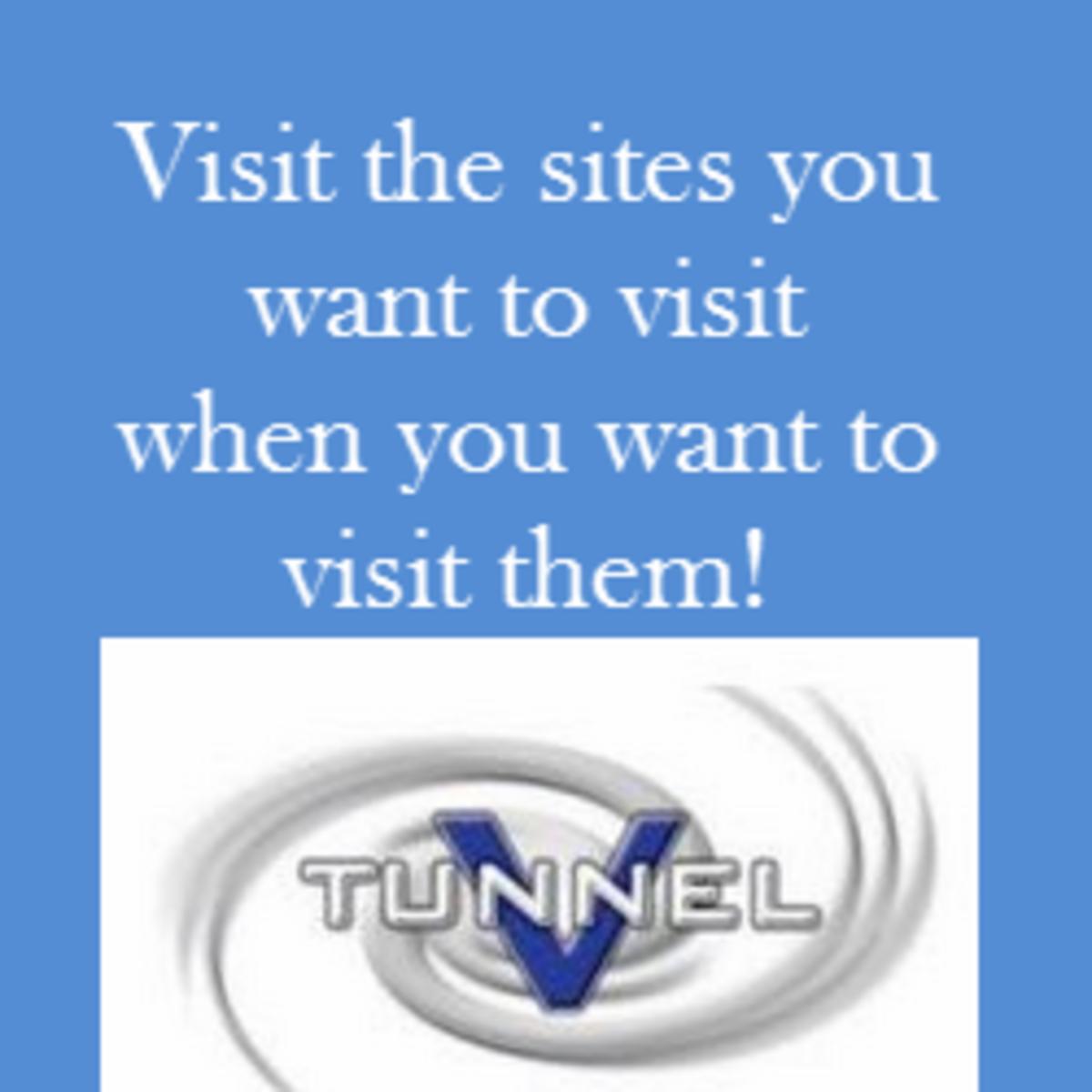 Vtunnel Proxy Server