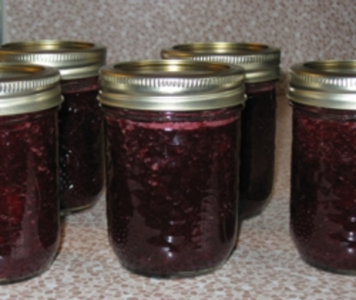 Cherry Rhubarb Jam Recipe