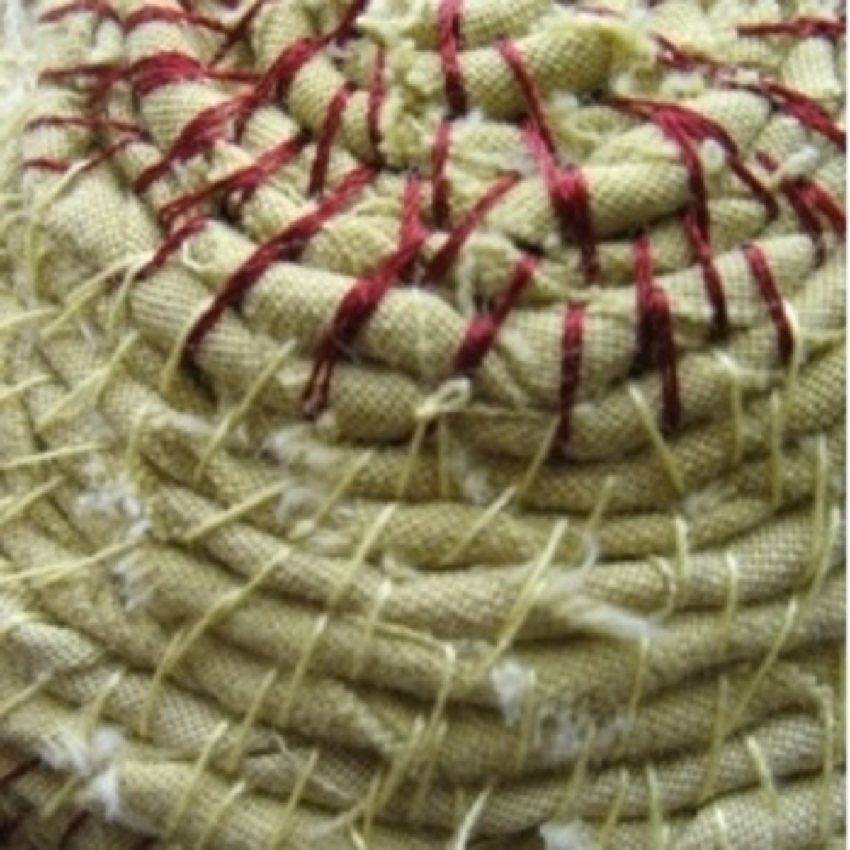 How to Make Coiled Fabric