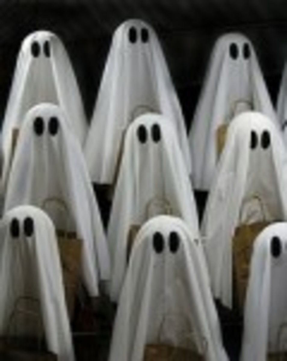 Easy Halloween Costumes to Make
