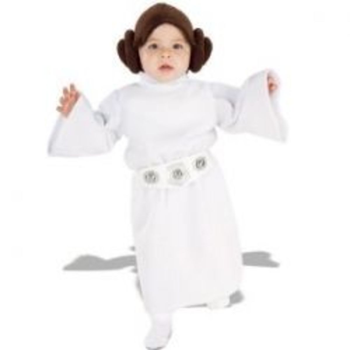 Princess Leia Toddler Halloween Costume