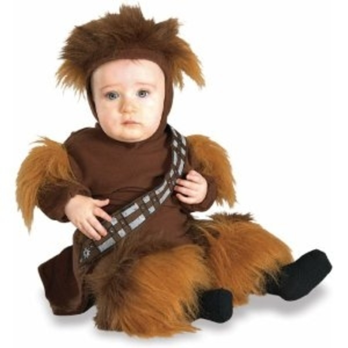 Baby Boy Chewbacca Star Wars Costume (6-12 Months)